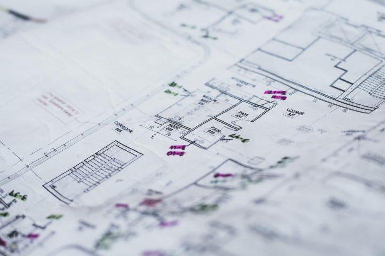 website redesign blueprint image